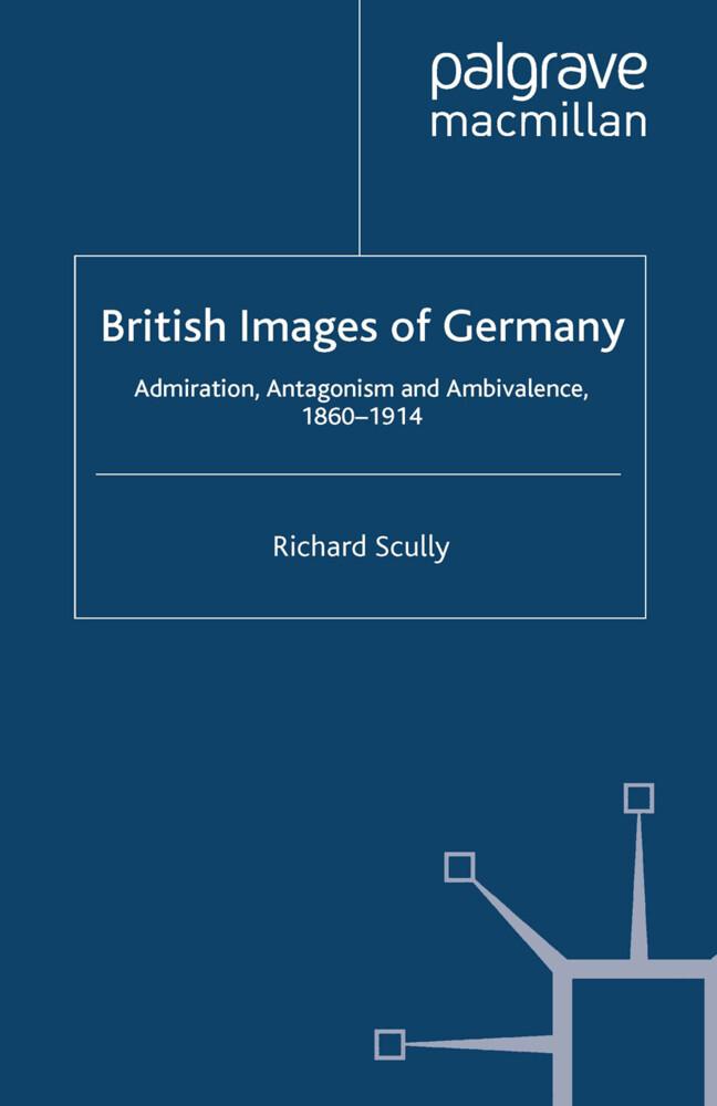 British Images of Germany als Buch von R. Scully
