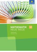 Mathematik Neue Wege SI 10. Arbeitsheft. Rheinland-Pfalz