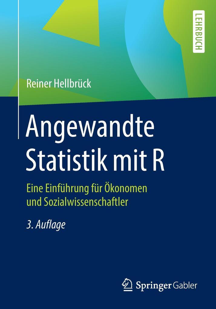 Angewandte Statistik mit R als Buch