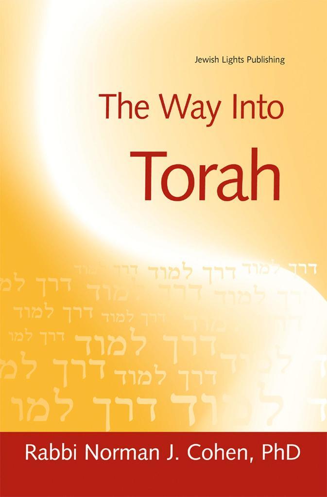 The Way Into Torah als Taschenbuch
