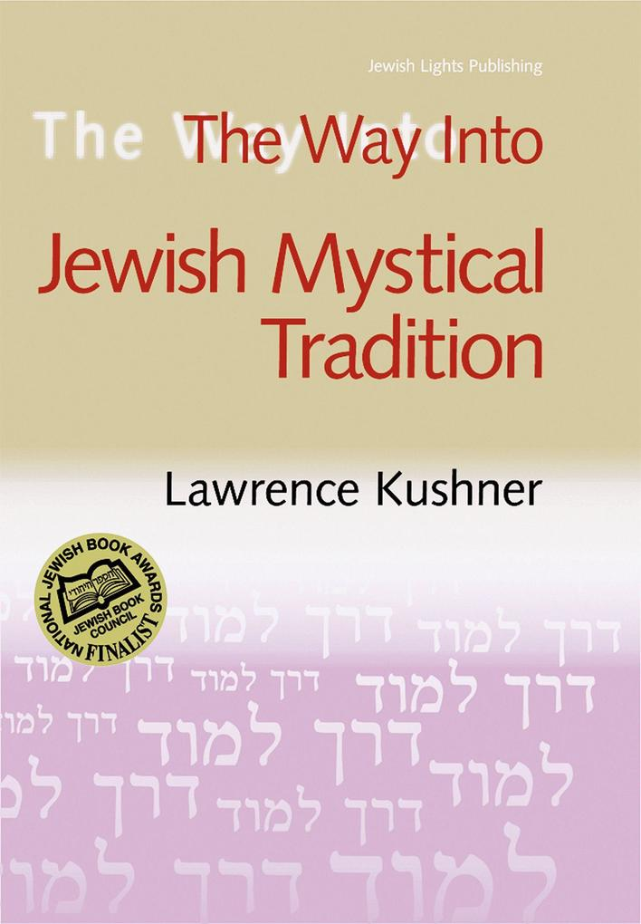 The Way Into Jewish Mystical Tradition als Taschenbuch