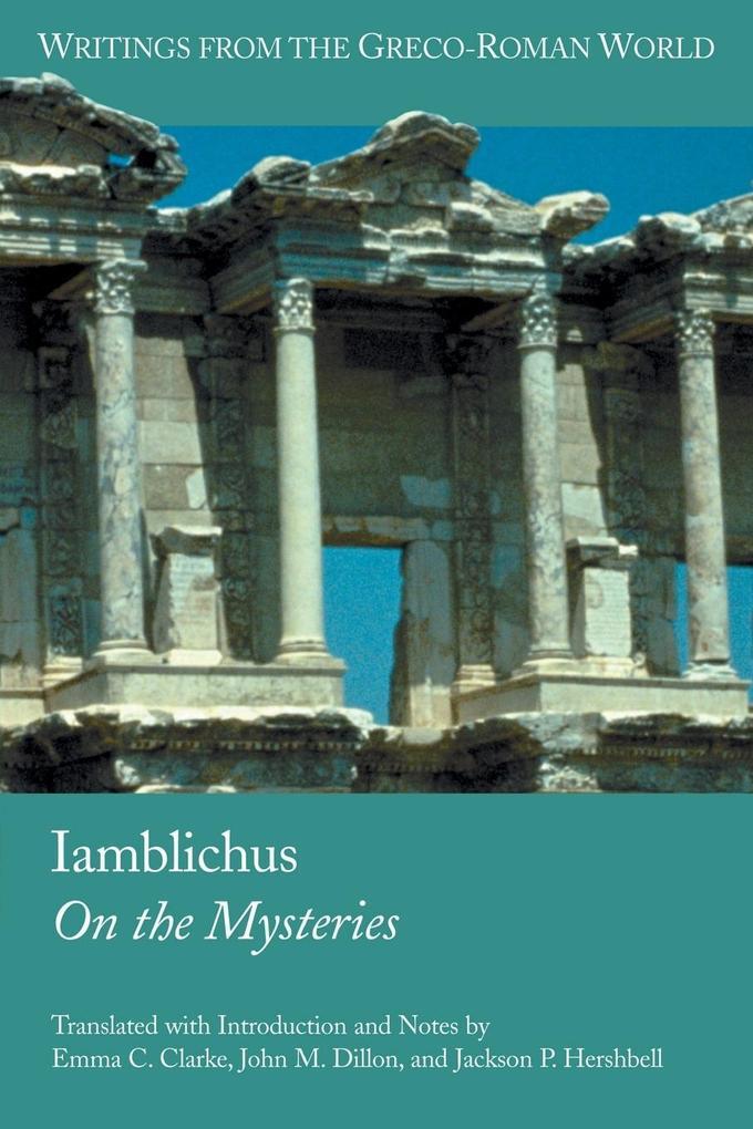 Iamblichus als Buch