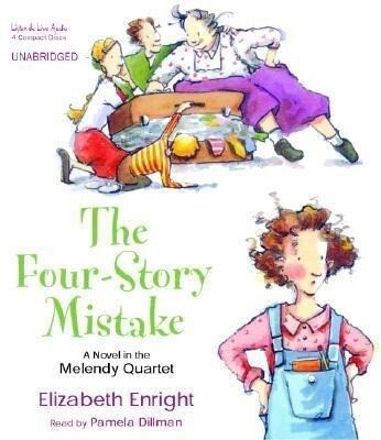 The Four-Story Mistake als Hörbuch