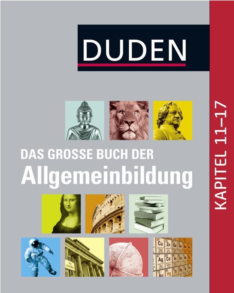 Duden - Das große Buch der Allgemeinbildung als...