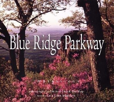 Blue Ridge Parkway: Impressions als Taschenbuch
