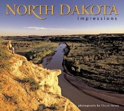 North Dakota Impressions als Taschenbuch