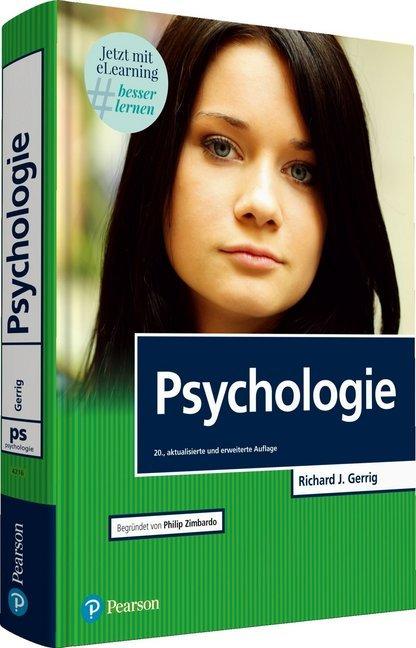 Psychologie mit E-Learning MyLab Psychologie al...