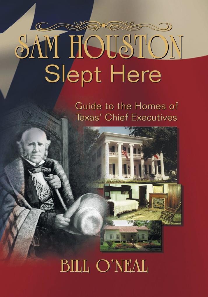 Sam Houston Slept Here als Taschenbuch