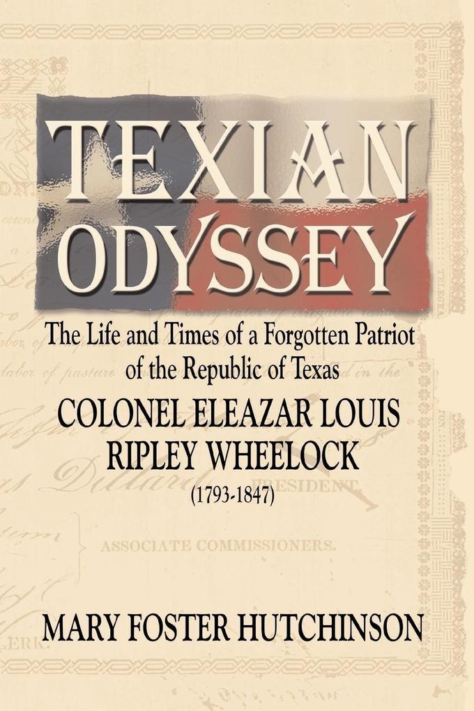 Texian Odyssey als Taschenbuch