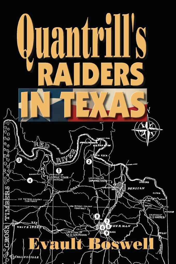 Quantrill's Raiders in Texas als Taschenbuch