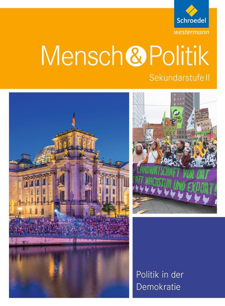 Mensch und Politik. Sekundarstufe 2. Themenbände. Baden-Württemberg als Buch (gebunden)