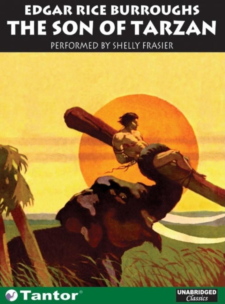 The Son of Tarzan als Hörbuch
