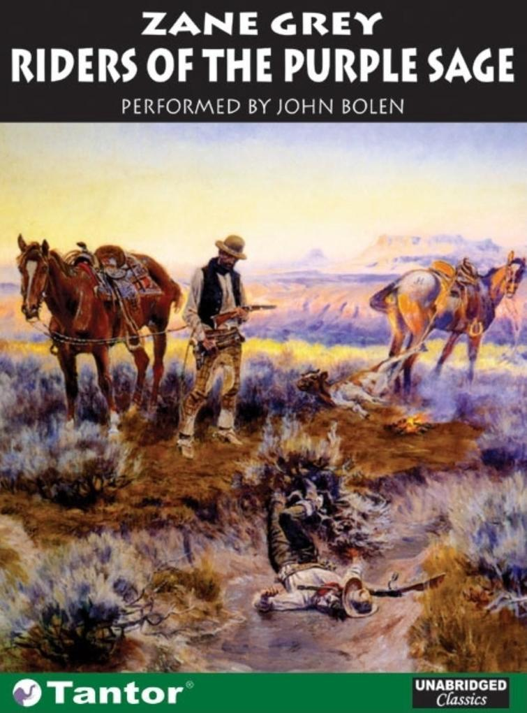 Riders of the Purple Sage als Hörbuch