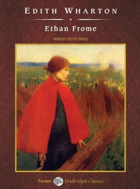 Ethan Frome als Hörbuch