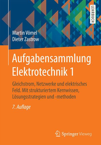 Aufgabensammlung Elektrotechnik 1 als Buch (kartoniert)