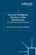 Security Intelligence Services in New Democracies