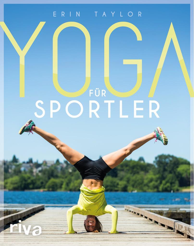 Yoga für Sportler als Buch