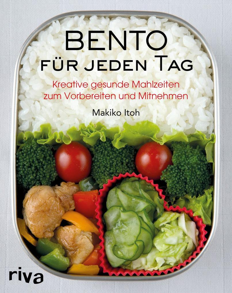 Bento für jeden Tag als Buch