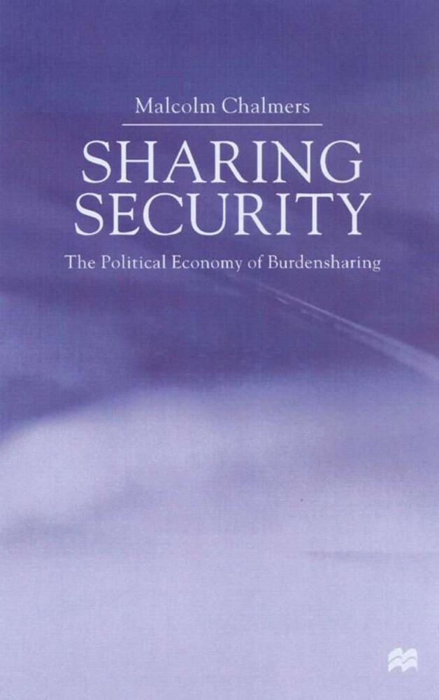 Sharing Security als Buch von Malcolm Chalmers