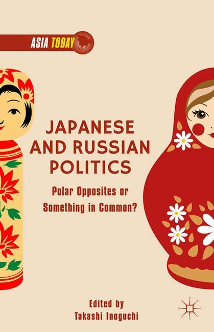 Japanese and Russian Politics als Buch von