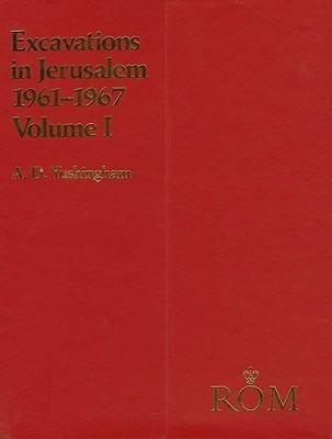 Excavations in Jerusalem 1961- als Taschenbuch