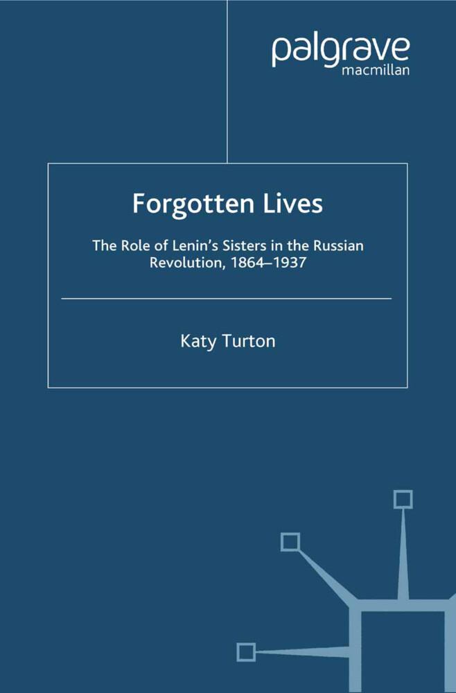 Forgotten Lives als Buch von Katy Turton