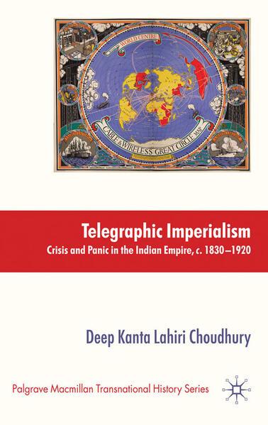Telegraphic Imperialism als Taschenbuch