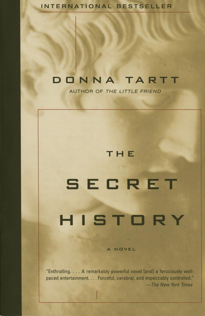 The Secret History als Taschenbuch