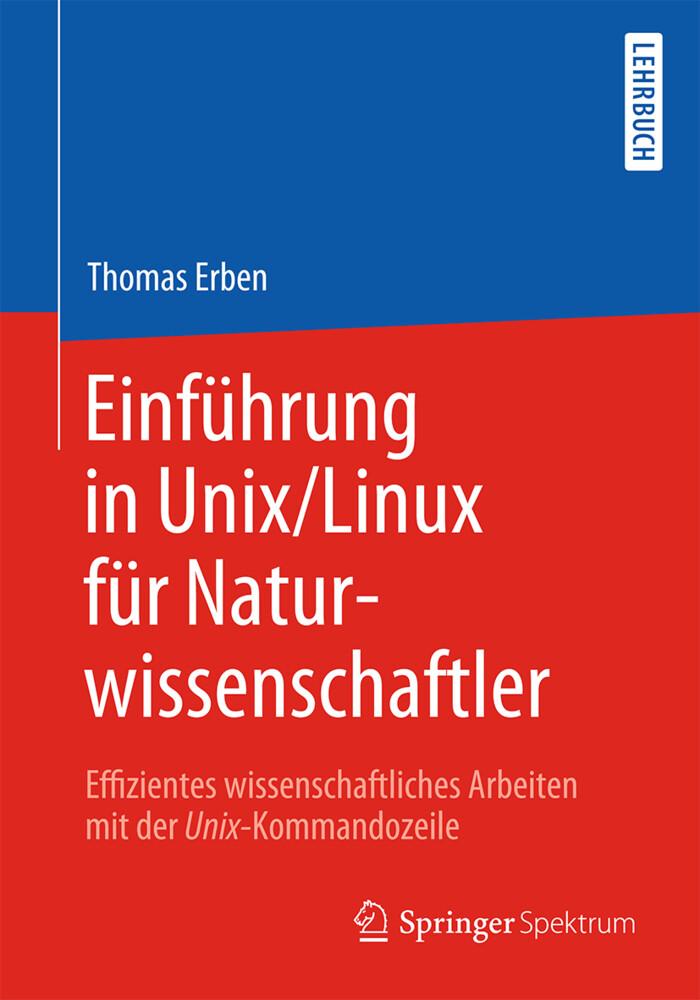 Einführung in Unix/Linux für Naturwissenschaftl...