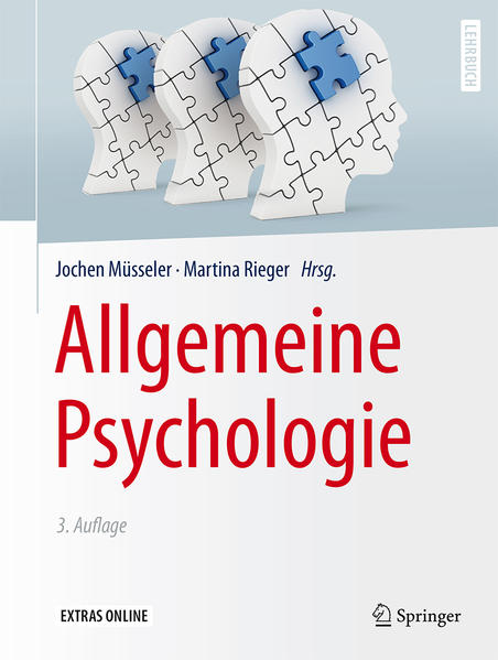 Allgemeine Psychologie als Buch von