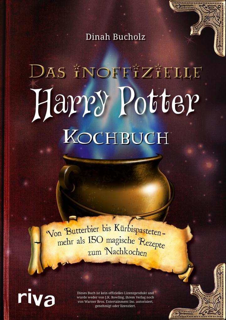 Das inoffizielle Harry-Potter-Kochbuch als Buch
