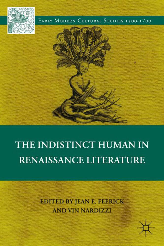 The Indistinct Human in Renaissance Literature ...