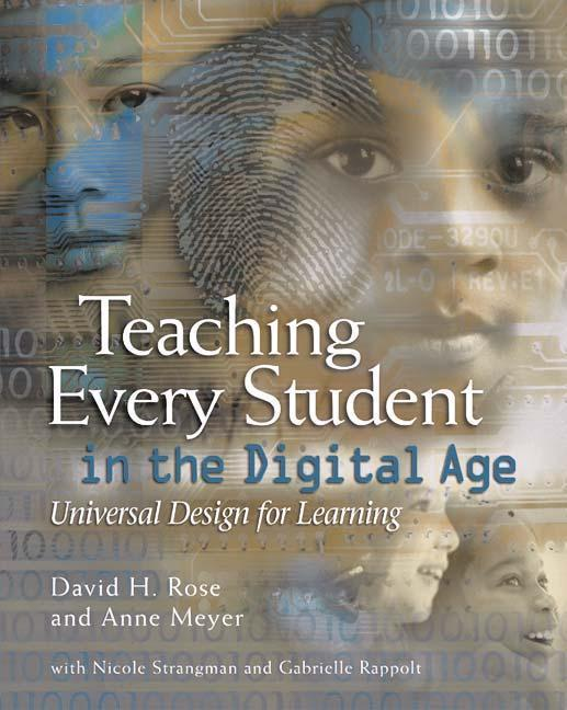 Teaching Every Student in the Digital Age: Universal Design for Learning als Taschenbuch