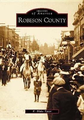 Robeson County als Taschenbuch