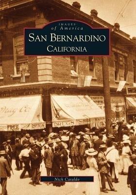 San Bernardino, California als Taschenbuch