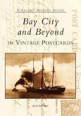 Bay City and Beyond in Vintage Postcards als Taschenbuch
