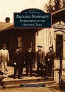 Around Nappanee:: Hometowns of the Heritage Trail als Taschenbuch