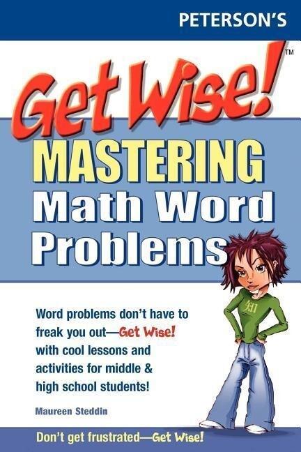 Get Wise! Mastering Math Wrd Problems 1e als Taschenbuch