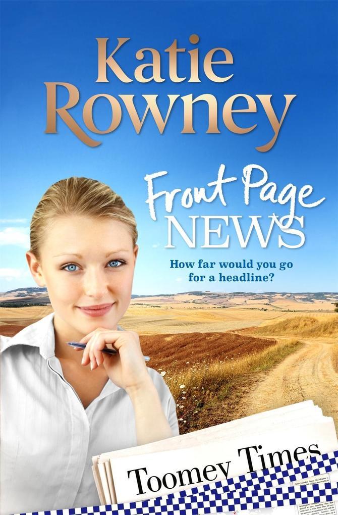 Front Page News als eBook Download von Katie Ro...