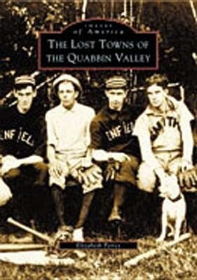 The Lost Towns of Quabbin Valley als Taschenbuch