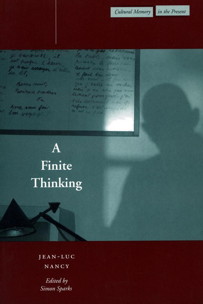 A Finite Thinking als Taschenbuch
