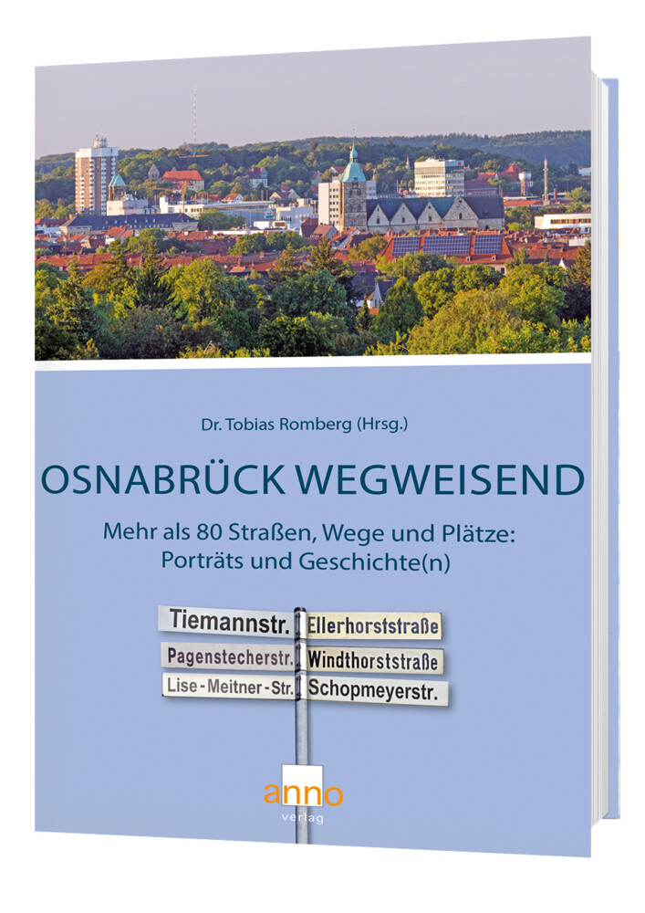 Osnabrück wegweisend als Buch von