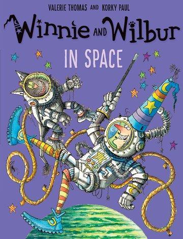 Winnie and Wilbur in Space als Taschenbuch