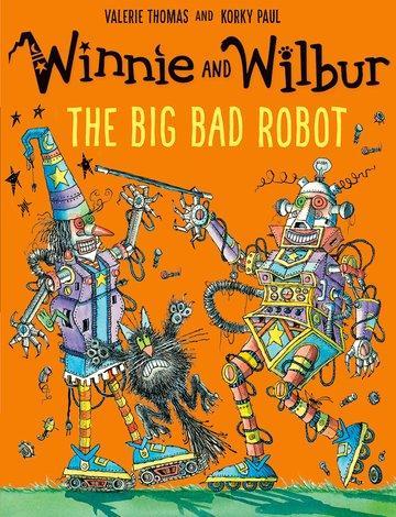 Winnie and Wilbur: The Big Bad Robot als Taschenbuch