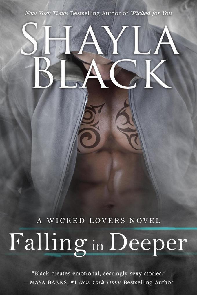 Falling in Deeper als eBook Download von Shayla...