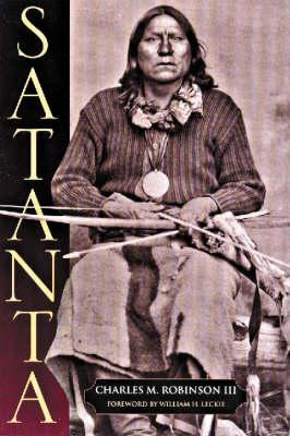 Satanta: The Life and Death of a War Chief als Buch