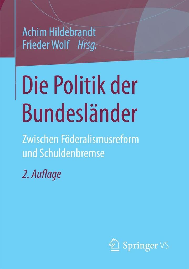 Die Politik der Bundesländer als eBook Download...