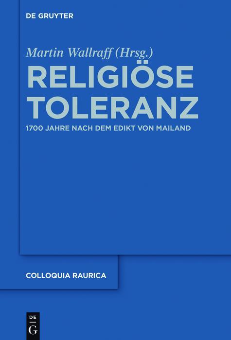 Religiöse Toleranz als eBook epub