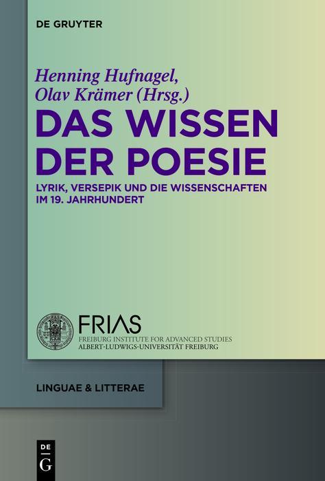 Das Wissen der Poesie als eBook Download von