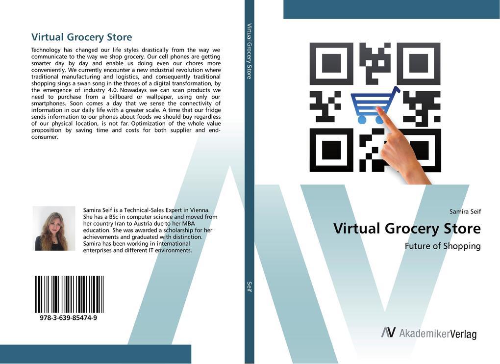 Virtual Grocery Store als Buch von Samira Seif